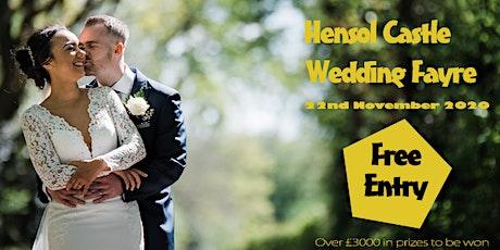 Hensol Castle Wedding Fayre  22 November 2020 tickets