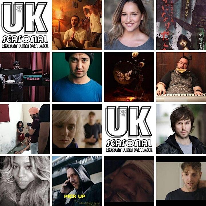 UK Seasonal Short Film Festival SPRING 2021 image