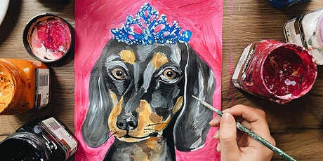 Argo Paint Your Pet: Art + Wine with Nicky Create tickets