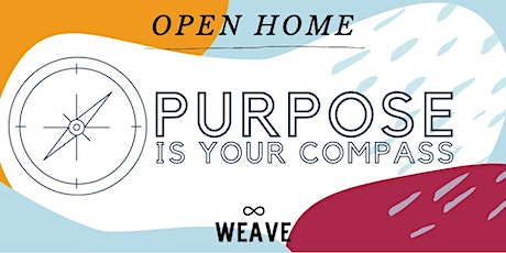 Purpose as the Compass for your Soul tickets