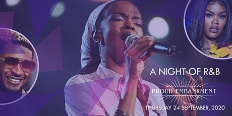 A Night of R&B - Dinner & Show tickets
