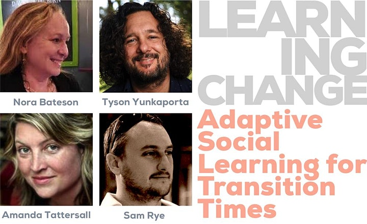 LEARNING CHANGE • Adaptive Social Learning for Transition Times image