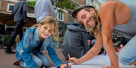 Big Draw: Tekenen in CODA Buiten Atelier tickets