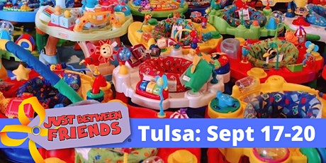 JBF TULSA HUGE PUBLIC SALE ~ (FREE TICKETS) Sept 17-20 tickets