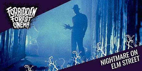 Forbidden Forest Cinema: A Nightmare on Elm Street tickets