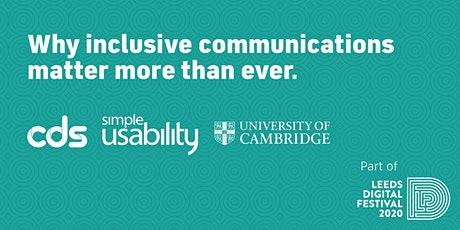 Why inclusive communications matter more than ever tickets