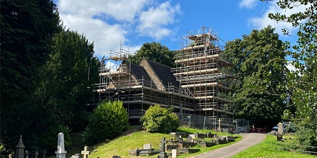 The Anglican Chapel / Historic Coventry Trust hard hat tours tickets