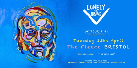 Lonely The Brave tickets
