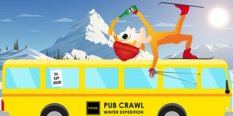 Initiate Winter Expedition Pub Crawl (NEW DATE) tickets