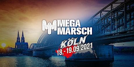 Megamarsch Köln 2021 billets