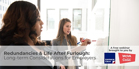 Redundancies & Life After Furlough: Long-term Considerations for Employers tickets