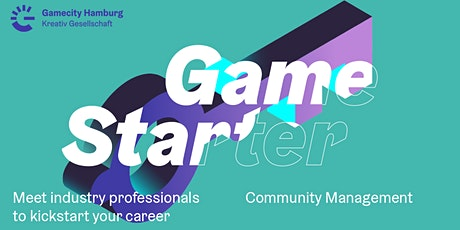 Game Starter Community Management tickets