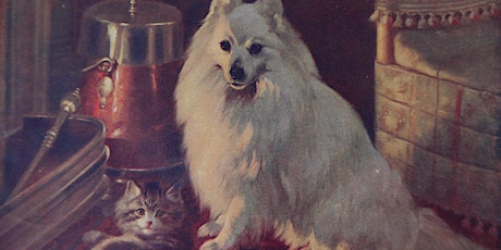 Online Talk -Pet Cemetery: Loving and Losing Animals, 1880-1948 tickets
