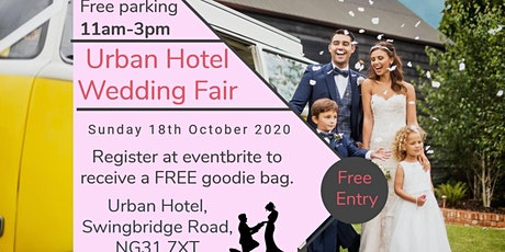 Urban Hotel Wedding Fair Grantham tickets