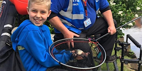 Free Let's Fish! - Market Harborough - Learn to Fish session tickets