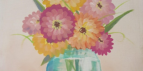Paint Along - Fall Flowers tickets