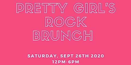 PRETTY GIRL ROCK BRUNCH tickets