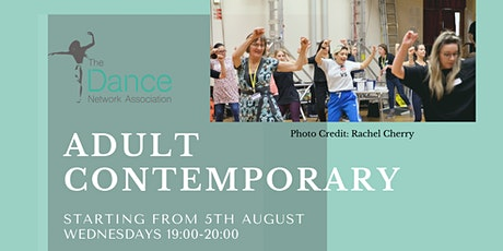 Adult Contemporary Dance with The Dance Network Association (18+ years) tickets