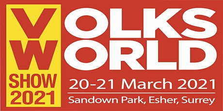VolksWorld Show tickets