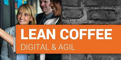 Lean Coffee - Digital & Agil tickets