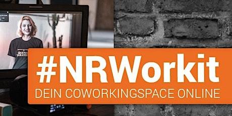 NRWorkit - Dein Coworkingspace online Tickets