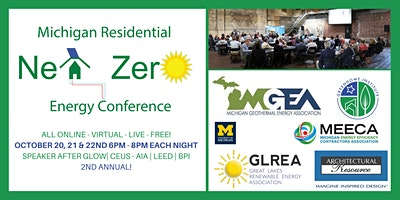 2nd Annual Residential Michigan Net Zero Conference – Virtual