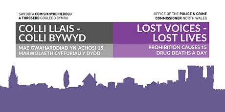 Colli Llais – Colli Bywyd   Lost Voices – Lost Lives tickets