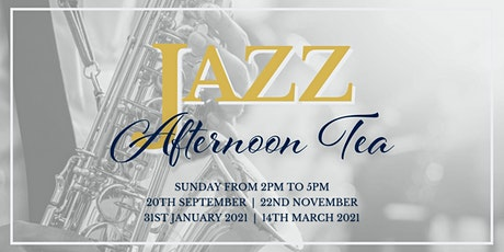 Jazz Afternoon Tea tickets