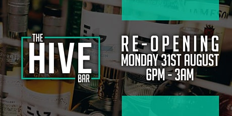 The Hive Bar tickets