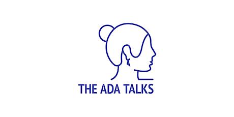 The Ada Talks, 3rd edition tickets