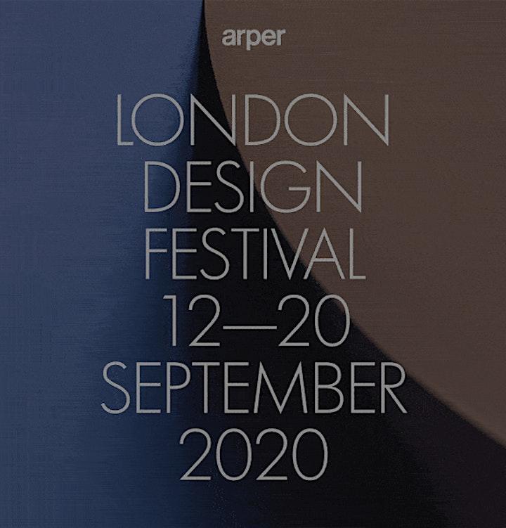 Arper at London Design Festival  | 12-20 September 2020 image