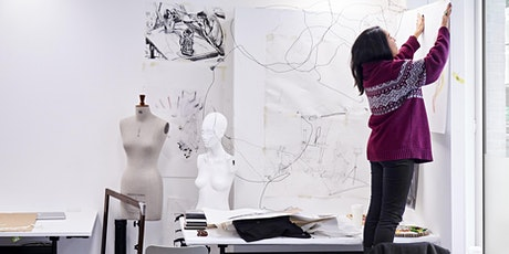 Graduate Diploma Art & Design Online Open Day tickets