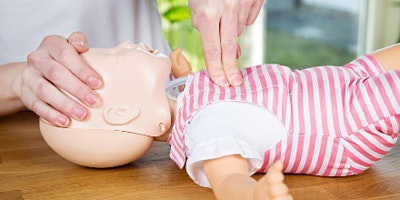 CANCELLED Paediatric First Aid Level 3 - Mansfield Central Library - CL