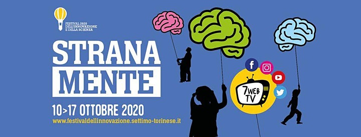Immagine Festival dell'Innovazione e della Scienza 2020