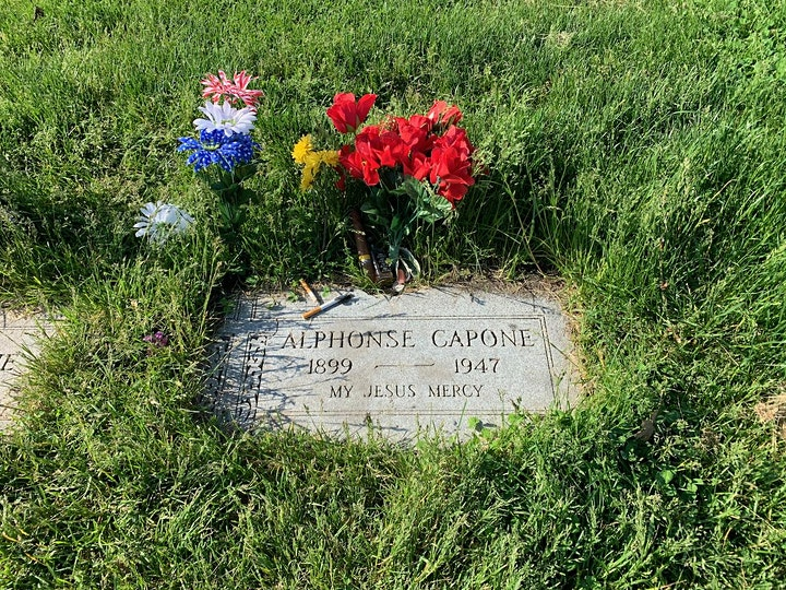 Virtual Tour: True Crime Tales in Chicago Cemeteries image