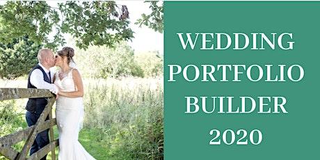 Winter Wedding Photography Portfolio Builder Workshop PLYMOUTH DEVON tickets