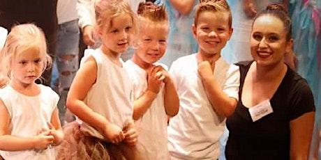 Kinderdans  (2-4 jaar) tickets