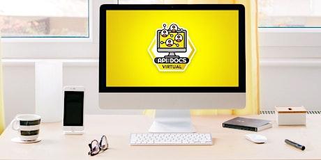 API The Docs Virtual – Season 2 bilhetes
