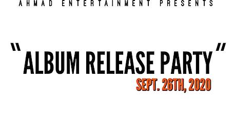 """ALBUM LISTENING PARTY "" tickets"