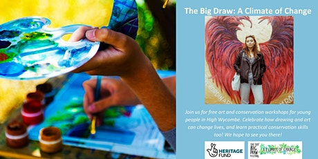 The Big Draw: A Climate of Change tickets