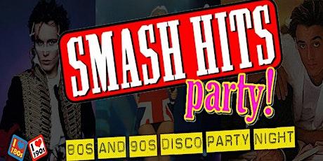 Smash Hits 80s v 90s Retro Patry tickets