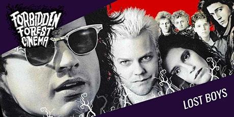 Forbidden Forest Cinema: The Lost Boys tickets