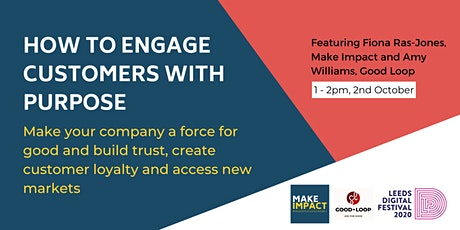 How to engage customers with purpose tickets