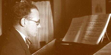 """Feierstunde """"130. Geburtstag von Eduard Zuckmayer"""" Tickets"""