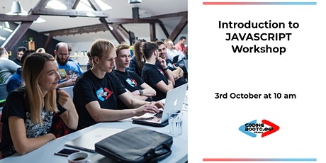 Introduction to JAVASCRIPT Workshop tickets
