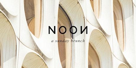 NOON - A Sunday Brunch at Boitsfort  |  Heritage Day Brussels billets