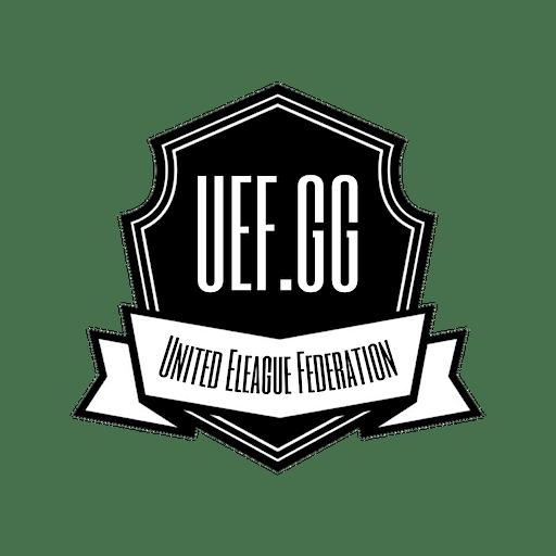 UEF - United Eleague Federation logo