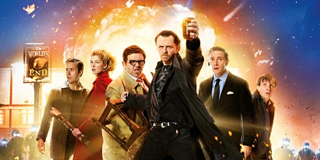 The Worlds End (Cornetto Trilogy)  The Kingsway Open Air Cinema tickets