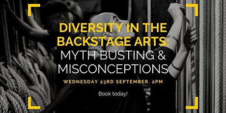 ABTT & Tonic Theatre Seminar 2: Diversity in the Arts - Myth Busting! tickets