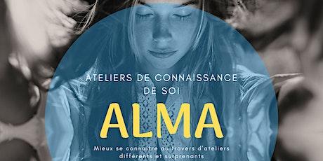 Stage Alma - Se ressourcer -  Avec Alexandre Poignard billets